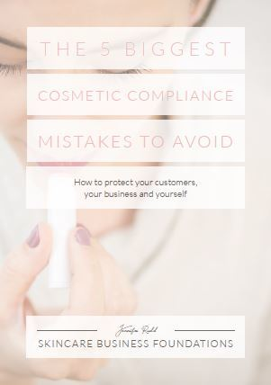 The 5 Biggest Cosmetic Compliance Mistakes to Avoid
